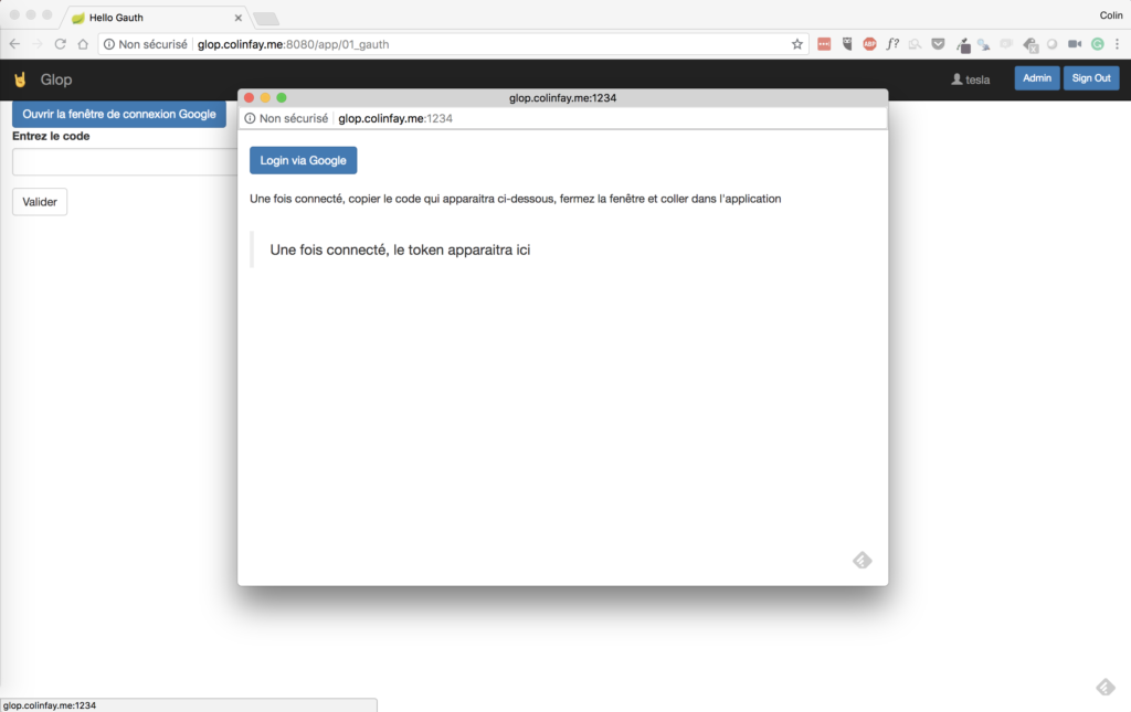 A Tale of Two Shiny Apps: Google Auth & ShinyProxy - Rtask