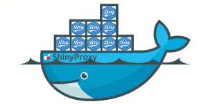 Shiny application in production with ShinyProxy, Docker and Debian